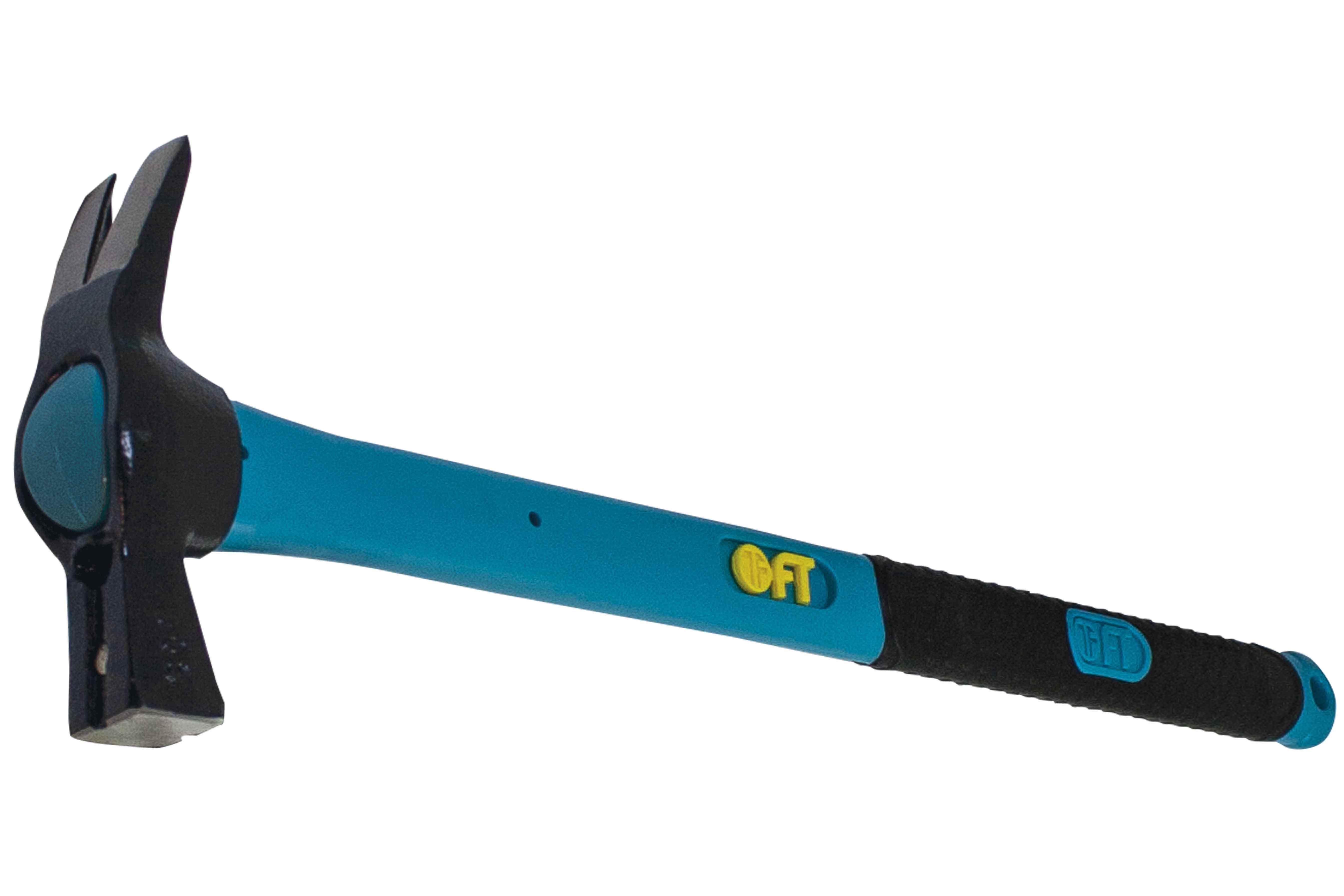 """CLAW HAMMER """"DURAFLEX"""" 300g + HANDLE 40cm W/MAGNET"""