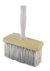 SYNTHETIC CEILING BRUSH FOR BRICKLAYER