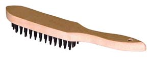 CURVED BRUSH 6 ROWS