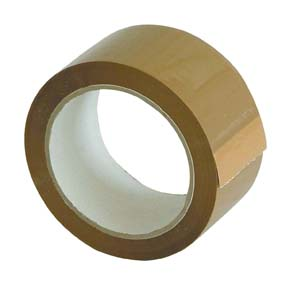 ADHESIVE TAPE MADE IN POLYPROPYLENE 50 mm X 66 m