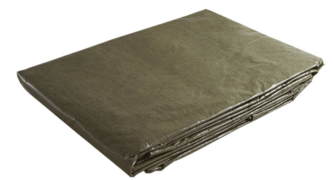 GREEN ANTI TEAR TARP 2X3 m