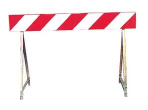 BARRIERE RIFRANGENTE H. 100 cm