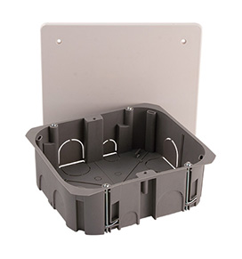 SHUNT BOX WITH LID