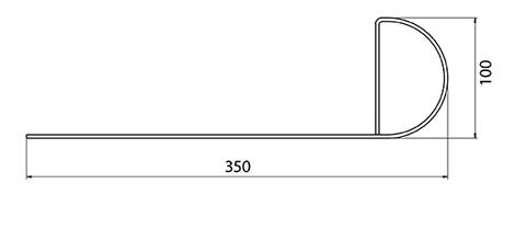 GANCIO PIANO SOTTOTEGOLA UNI EN 795 CLASSE A1-A2 UNI 11578 -A