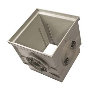 EXTENSION FOR PP CATCH-PIT 20X20 cms