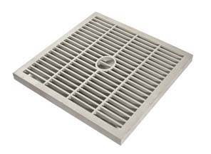PP GRATING FOR CATCH-PIT 20X20 cms