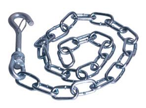 STEEL CHAIN FOR RUBBISH CHUTES